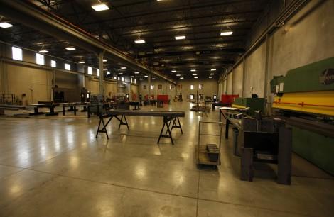 AMFAB Steel Specialties, North Salt Lake Utah
