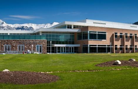 Ogden Weber Applied Technology College Barker Building